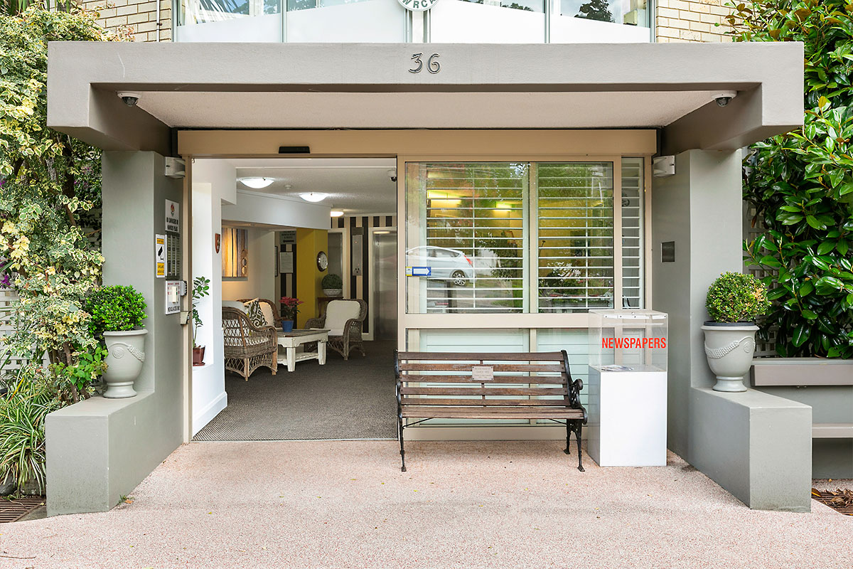 Independent Living at Retirement and Hostel Willoughby